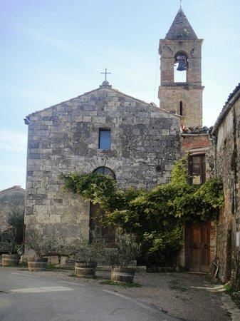 Fattoria San Donato: Ein Nebengebäude