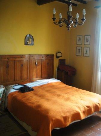 Fattoria San Donato: Das liebevoll eingerichtete Zimmer