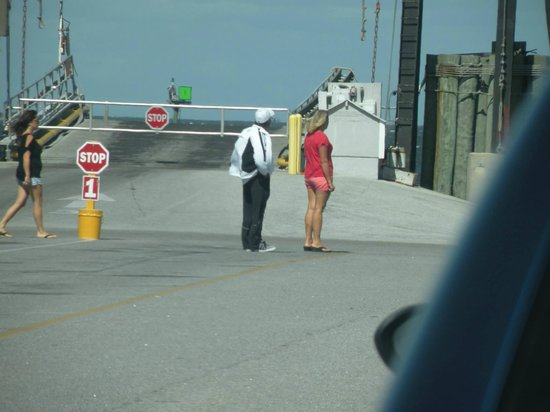 Ocracoke Island Visitor Center: coming