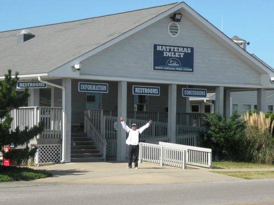 Ocracoke Island Visitor Center: Hatteras