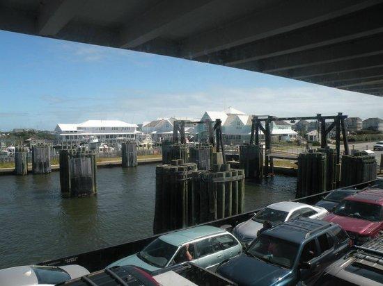 Ocracoke Island Visitor Center: @ the Ferry