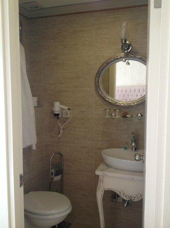 Hayriye Hanim Konagi Hotel : Ванная комната