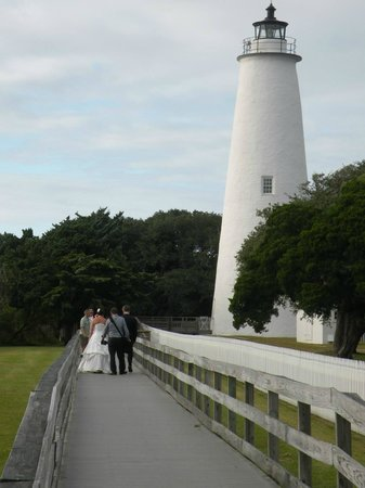 Ocracoke Lighthouse: let it be LIGHT