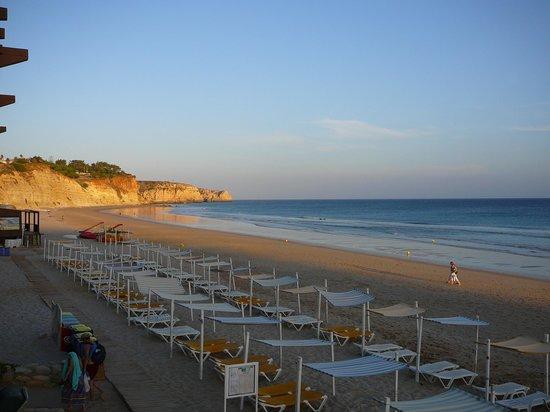 Canavial I & II Apartments: Praia do Porto do Mos -  nearest beach to Canavial