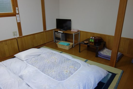 Ikariya Machida Minshuku: Comfortable Room