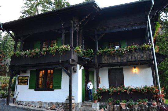 Marianske Lazne, Tjekkiet: Pension Restaurant Kladská