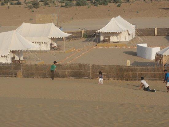 Hotel Fifu: desert resort