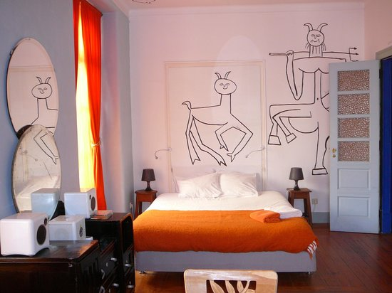 Artbeat Rooms: The Picasso Room
