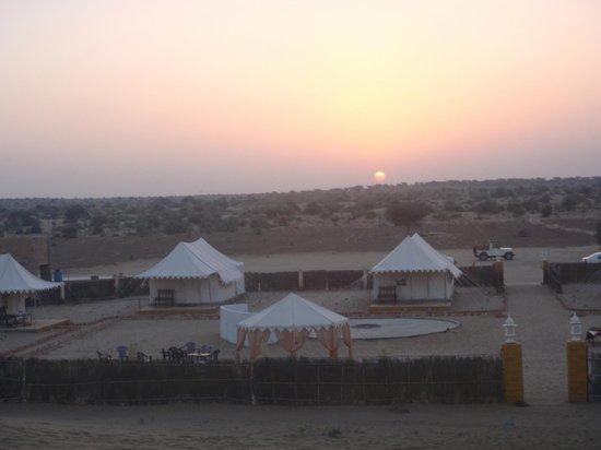 Hotel Fifu: sunrise