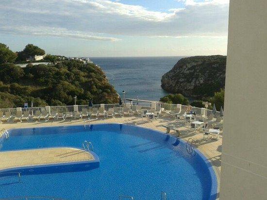 Hotel Playa Azul: desde la habitación