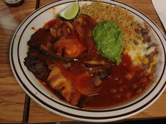 Zacatecas: Example of food