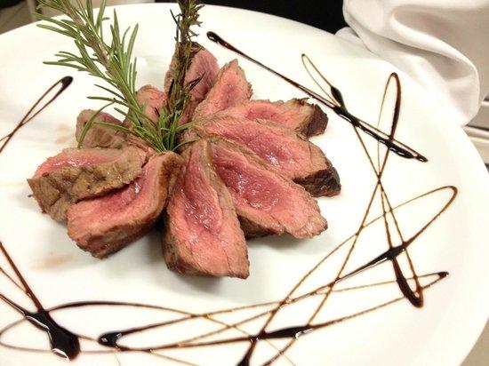 Quantum Restaurant : Tagliata di Chianina IGP 5R
