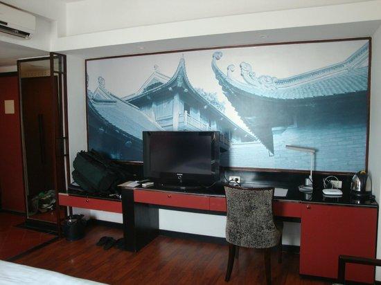 Antique Hotel: Deluxe room