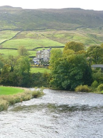 The Devonshire Fell Hotel: a view from the bridge