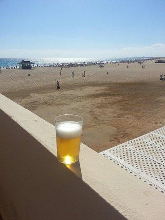 ClubHotel Riu Oliva Beach Resort: All inclusif 9h45 :-)