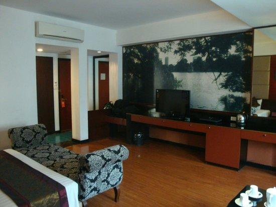 Antique Hotel: Suite