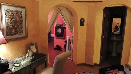 Eve's Garden Bed & Breakfast : our suite