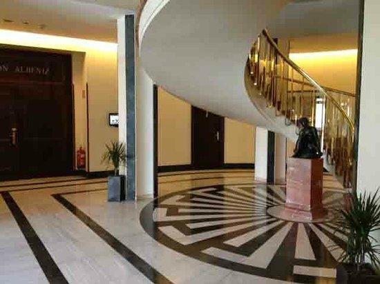 InterContinental Madrid: Entrada salón Granados