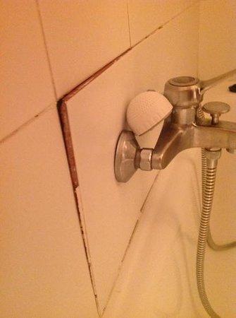 RV Hotel Condes Del Pallars: baldosa salida