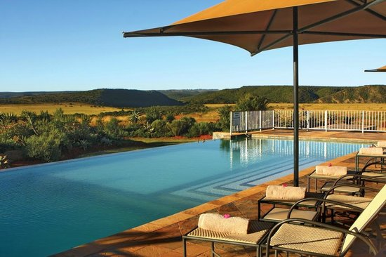 Shamwari Game Reserve Lodges: Shamwari Game Reserve, Riverdene Lodge