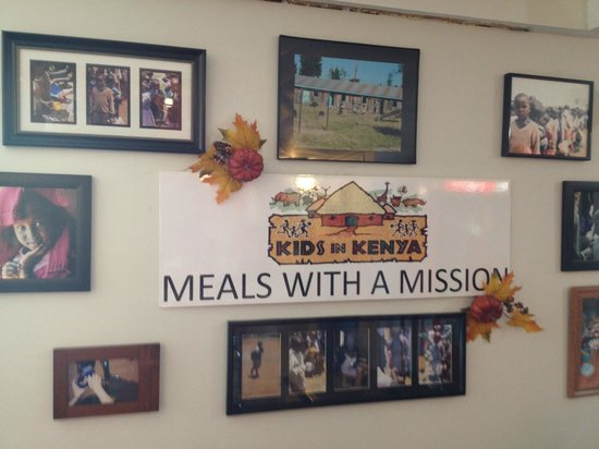 Juniper's Fare Catering and Cafe: Social Mission