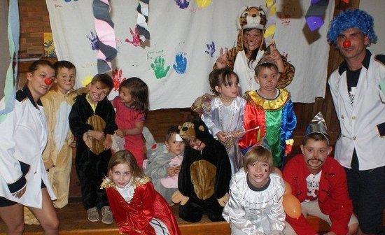 Village Vacances Le Chablais : Le Club enfants