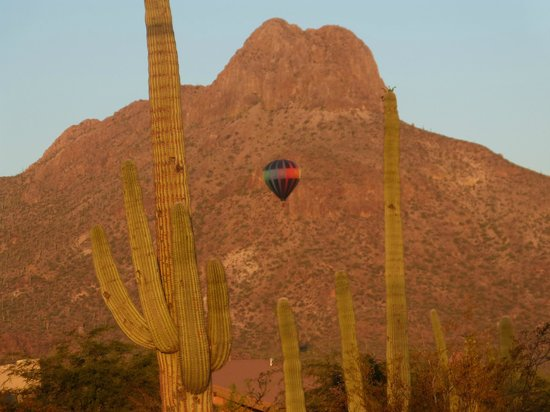 Fleur de Tucson Hot Air Balloon Rides