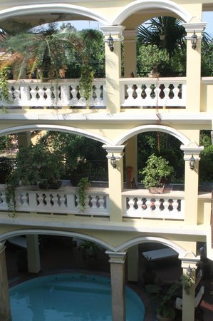 Thuy Duong 3 Hotel: piscine