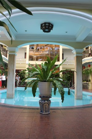 Thuy Duong 3 Hotel : piscine