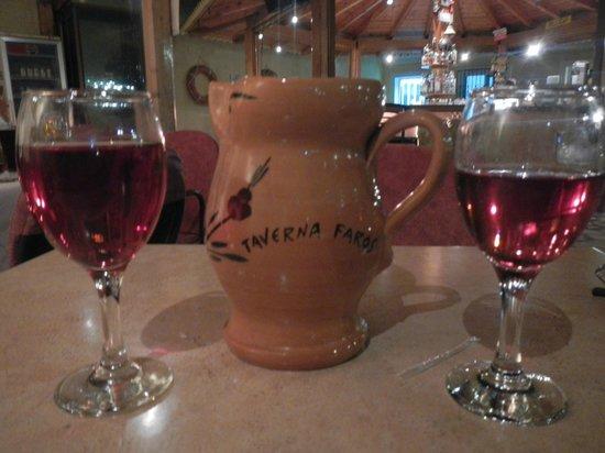 Maria Studios: Great wine