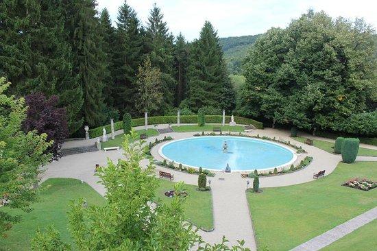 Hotel Bel Air Sport & Wellness: Park