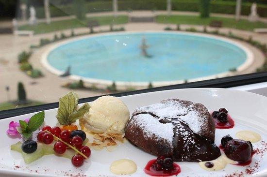 Hotel Bel Air Sport & Wellness: Dessert