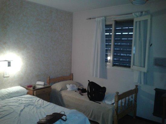 Hotel Rio Diamante : Habitacion planta baja para Booking