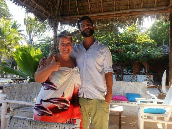 Waikiki Zanzibar Resort: GRANDE RAFFO