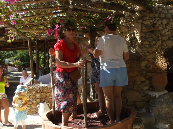 King Minos Palace Hotel : At Lychnostatis