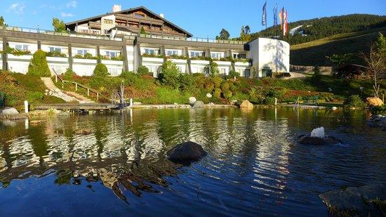 Übergossene Alm Resort : Ansicht Hotel