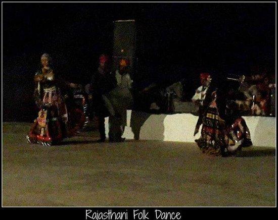 Mehar Adventure Safari Camp: Rajasthani Cultural Night Show