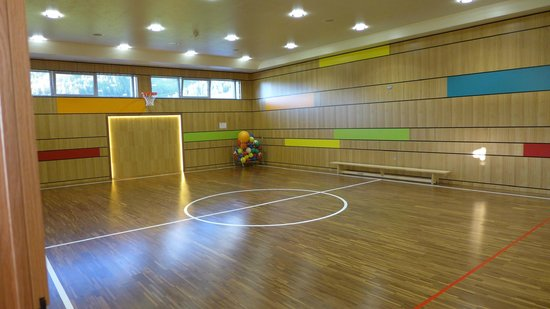 Übergossene Alm Resort : Kinder Indoor Bereich
