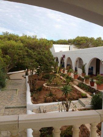 Hostal La Torre : giardino
