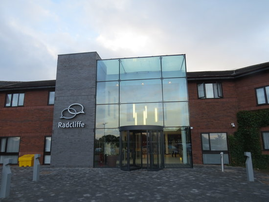 Radcliffe Training and Conference Centre : Reception