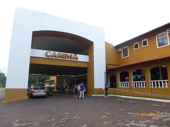 Carima Hotel & Convention : Hotel Carima