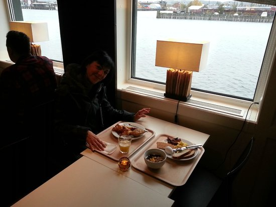Good Morning+ Goteborg City : Colazione