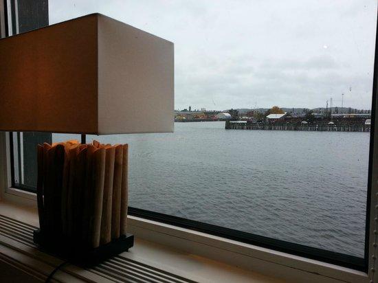 Good Morning+ Goteborg City: Vista dalla sala ristoro