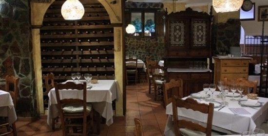 Restaurante Rias Bajas: Salon 2