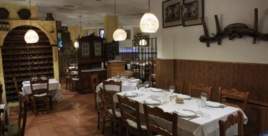 Restaurante Rias Bajas: Salon 3