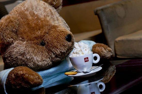 Thefabulousdessertcafe: Bear Doll