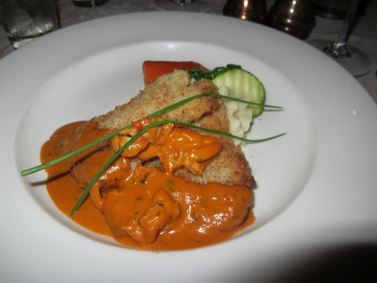Da Maurizio Dining Room: Haddock