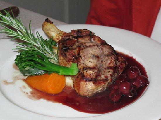 Da Maurizio Dining Room : pork