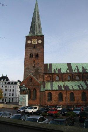 Aarhus Domkirke: tower