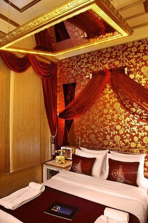 Sultan Tughra Hotel: Deluxe Room